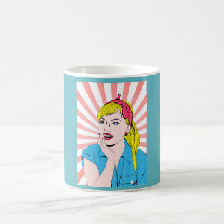 Pop-art Tasse