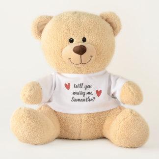 Pop die Fragen-personalisierte Liebe und die Teddy