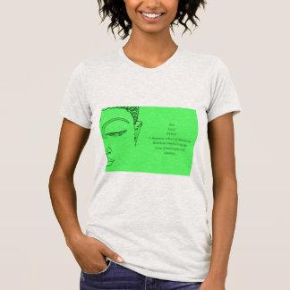 Pop-Kunst Buddha u. Zen-Shirt T-Shirt