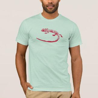 Pop-Kunst-Eidechse T-Shirt