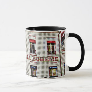 Pop-Kunst Paris Tasse