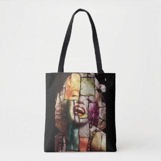 Pop-Kunst-Taschen-Tasche MERLIN Monroe Tasche