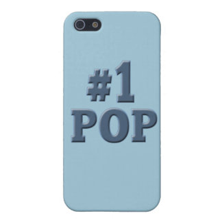Pop-Vatertag der Nr.-eine iPhone 5 Hüllen