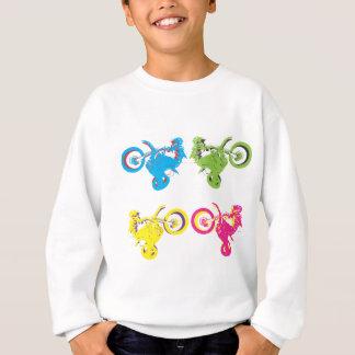 PopGrungy Motocross Sweatshirt