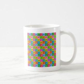 Popkunst-Gummienten Tasse