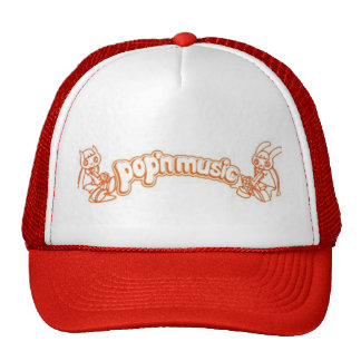 Pop'n Musik-Hut Baseball Cap