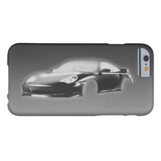 Populärer Auto-Metallhintergrund des Sport-3D, Barely There iPhone 6 Hülle