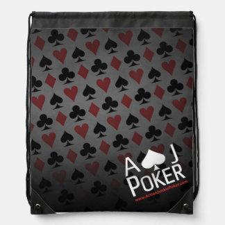 Populärste Rucksack des Aktions-Junkie-Pokers der Sportbeutel