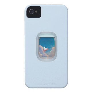 Porc audacieux fait sur commande de Coque-vol de B Coque iPhone 4 Case-Mate