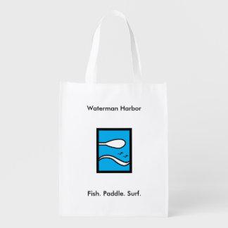 Port de Waterman Sac D'épicerie