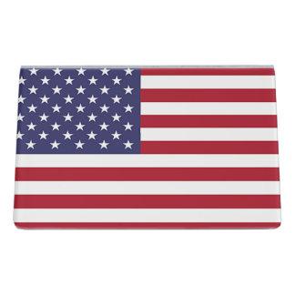 Porte-cartes avec le drapeau des Etats-Unis