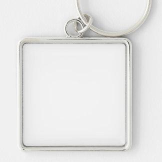 Porte-clés carrés customisés