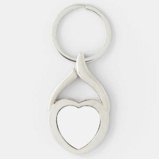 Porte-clés Porte - clé fait sur commande de coeur