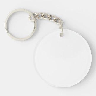 Porte-clés ronds à personnaliser