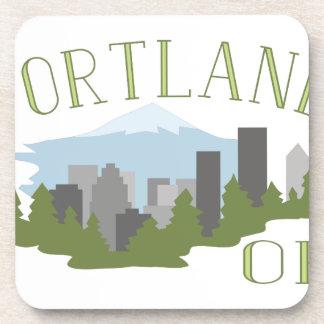 Portland ODER Untersetzer