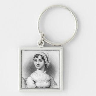 Portrait de Jane Austen Porte-clés