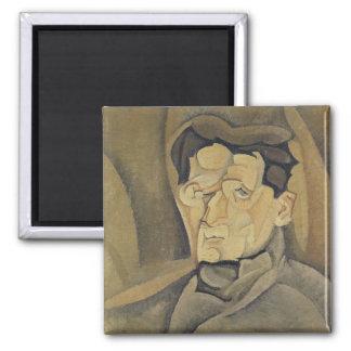 Portrait de Maurice Raynal 1911 Aimant