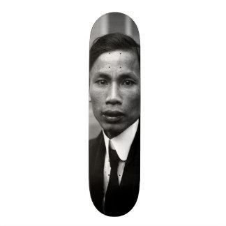 Porträt 1921 Ho Chi Minhs Nguyen Ai Quoc Personalisiertes Skateboarddeck