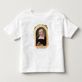Porträt einer Dame (Platte) Kleinkinder T-shirt