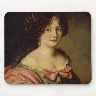 Porträt einer jungen Dame Mauspad