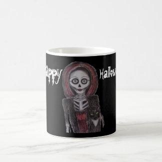 Porträt eines Geistes - Kaffeetasse