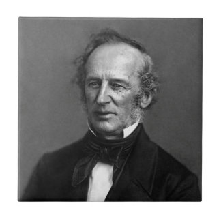 Porträt Flottenadmiral-Cornelius Vanderbilt circa Fliese