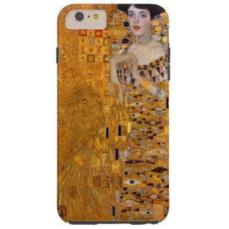 Porträt Gustav Klimt von Adele GalleryHD Vintag Tough iPhone 6 Plus Hülle