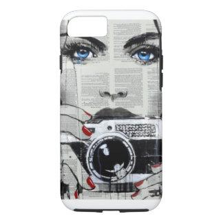 Porträt iPhone 7 Hülle