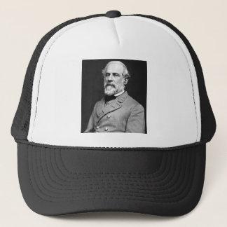 Porträt verbündeten Generals Robert E. Lee Truckerkappe