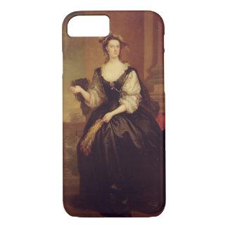 Porträt von Anne Howard, Dame Yonge (Öl auf iPhone 8/7 Hülle