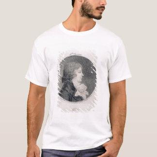 Porträt von Anne-Josephe Trewagne T-Shirt
