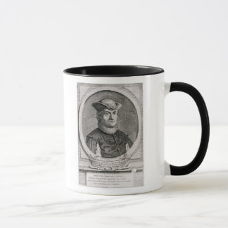 Porträt von Baruch oder von Benedict Spinoza Tasse