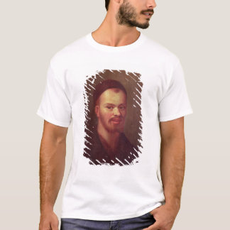 Porträt von Francois Rabelais, französischer T-Shirt