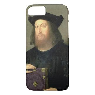 Porträt von Gian Giorgio Trissino (1478-1550) (Öl iPhone 8/7 Hülle