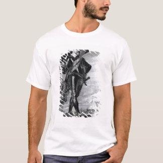 Porträt von Gustavus Adolphus das große T-Shirt