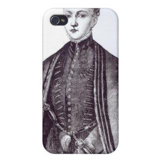 Porträt von Henry Stewart, Lord Darnley iPhone 4 Case