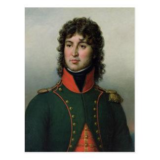 Porträt von König Joachim-Murat von Neapel Postkarte