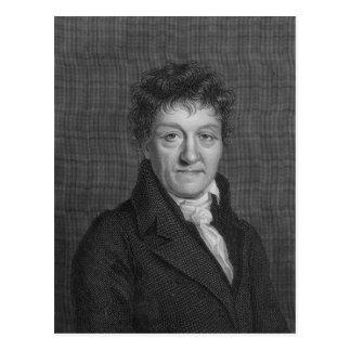 Porträt von Lazare Nicolas Gänseblümchen Carnot Postkarte