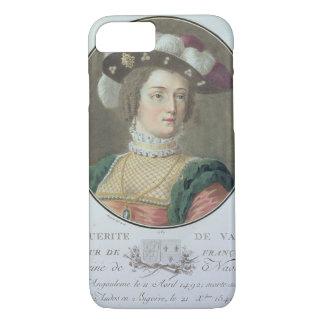 Porträt von Marguerite de Valois (1492-1549), 1787 iPhone 8/7 Hülle