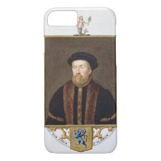 Porträt von Sir John Mason (1503-66) 'von den iPhone 8/7 Hülle