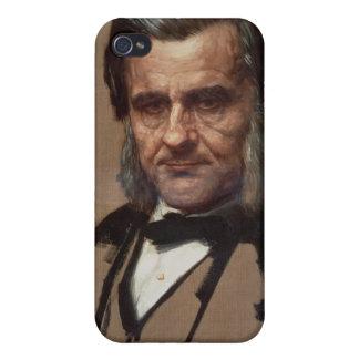 Porträt von Thomas Henry Huxley iPhone 4/4S Hülle