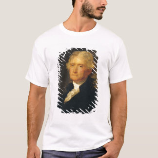 Porträt von Thomas Jefferson T-Shirt