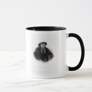 Porträt von William, erster Lord Paget Tasse