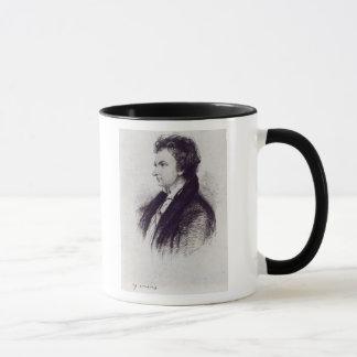 Porträt von William Hazlitt Tasse