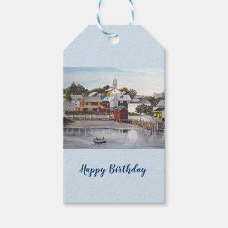 Portsmouth-Hafen, New Hampshire Geschenkanhänger