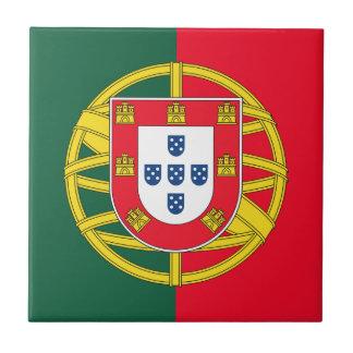 Portugal-Flaggenqualität Fliese