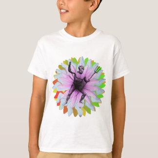 Poseidon der Gott des Meeres T-Shirt
