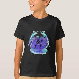 Poseidon Gott des Meeres 1 T-Shirt