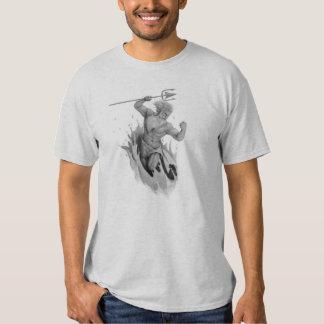 Poseidons Trident-Shirt Tshirt