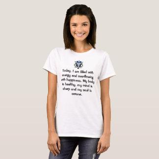 Positive Bestätigung T-Shirt
